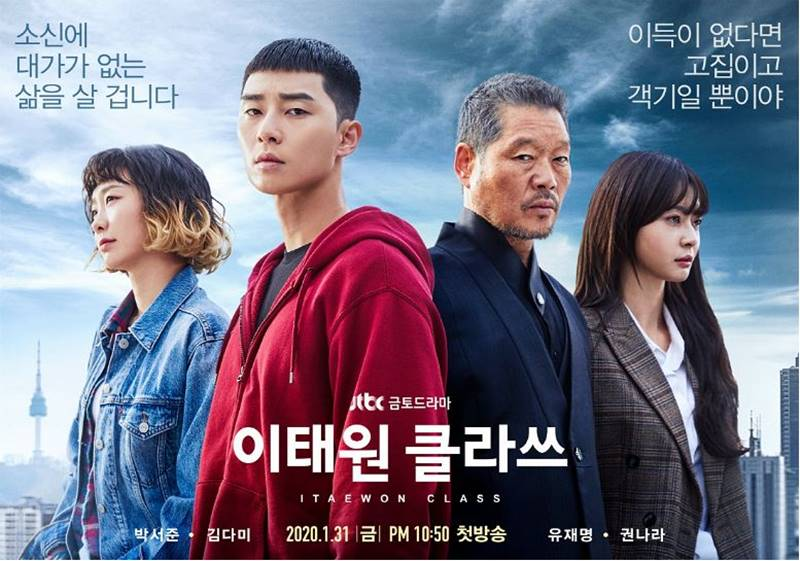 Korean Drama Review: Itaewon Class Ending – Chasing Carefree